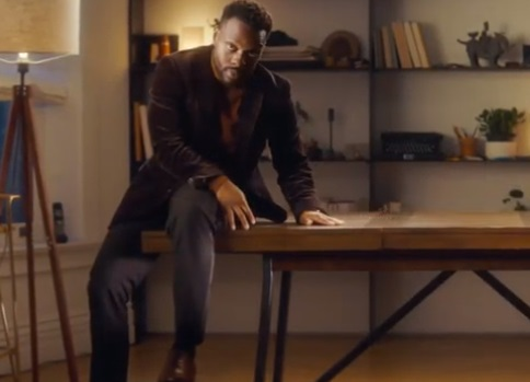 Amazon Furniture Commercial - Guy on Dining Table