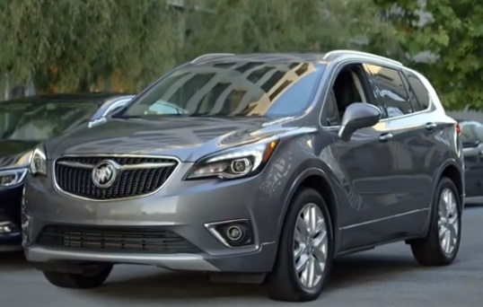 Buick SUV Commercial