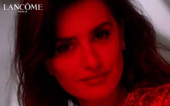 Lancome Penelope Cruz Commercial