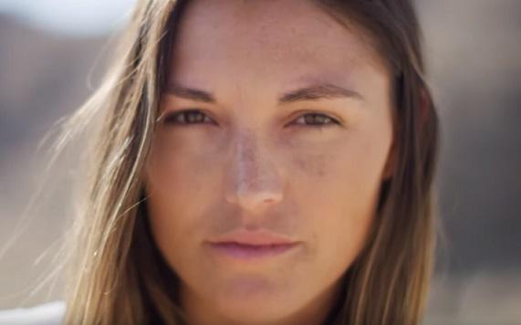 Nissan TITAN PRO-4X Commercial Girl - Maddie Brenneman