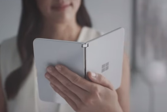 Microsoft Surface Duo Commercial