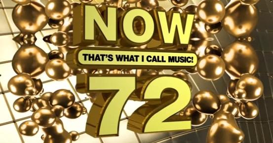 NOW 72 - The Album
