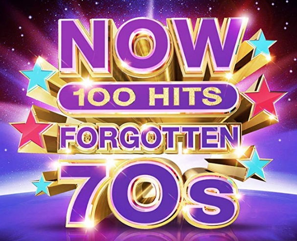 NOW 100 Hits Forgotten 70s - The Album