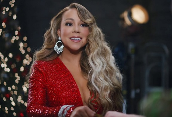 Walkers Crisps Mariah Carey Christmas Commercial