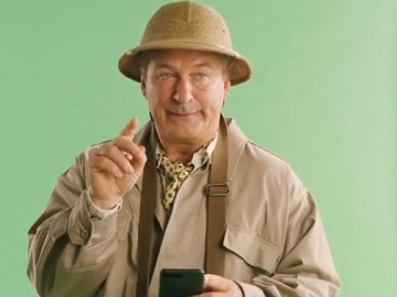 Words With Friends Commercial - Alec Baldwin