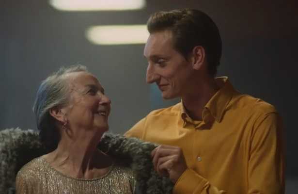 Zalando Christmas Advert - Grandmother & Grandson