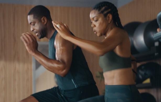Gatorade Zero Dwyane Wade & Gabrielle Union Commercial