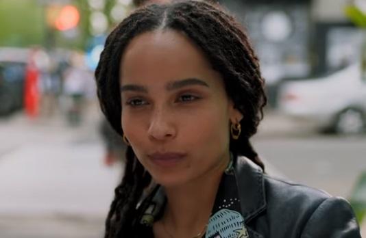High Fidelity (Trailer Hulu) - Actress Zoe Kravitz