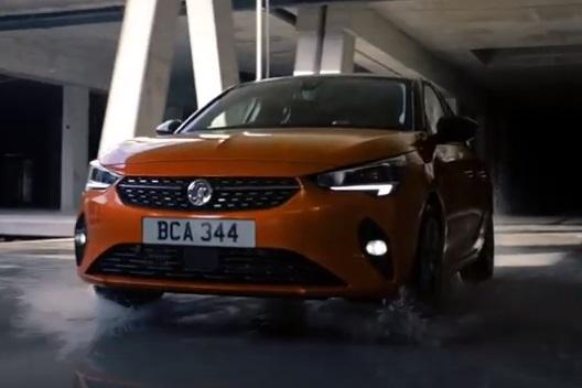 Vauxhall All-Electric Corsa-e Advert