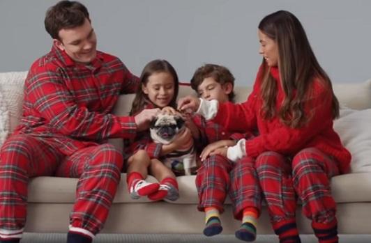 Gap Black Friday Commercial - Pajamas