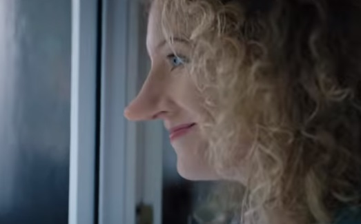 NZ Post Christmas Commercial - Woman with Growing Pinocchio Nose