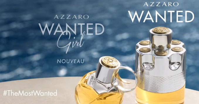 Azzaro Fragrance Wanted Girl Commercial