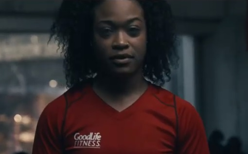 GoodLife Fitness Canada Commercial Girl