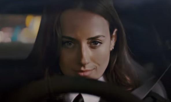 Porsche Super Bowl 2020 Commercial Girl