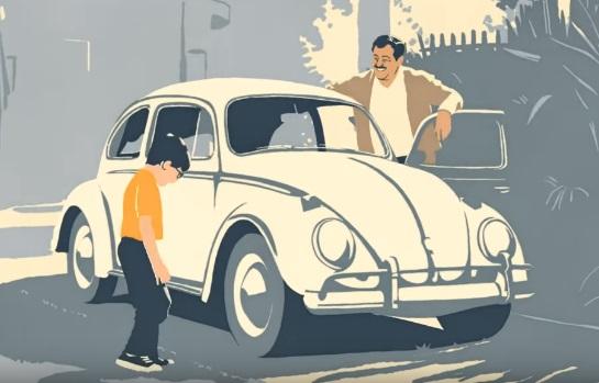 Volkswagen Beetle The Last Mile Commercial