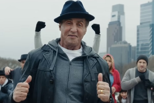 Facebook Super Bowl 2020 Commercial - Feat. Sylvester Stallone