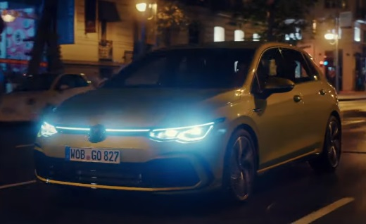 Volkswagen Golf IQ Commercial