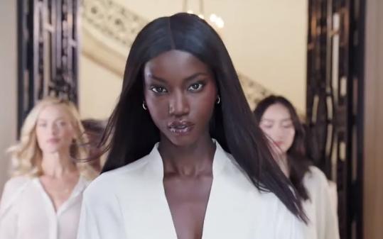 Estée Lauder Double Wear Commercial - Model Anok Yai