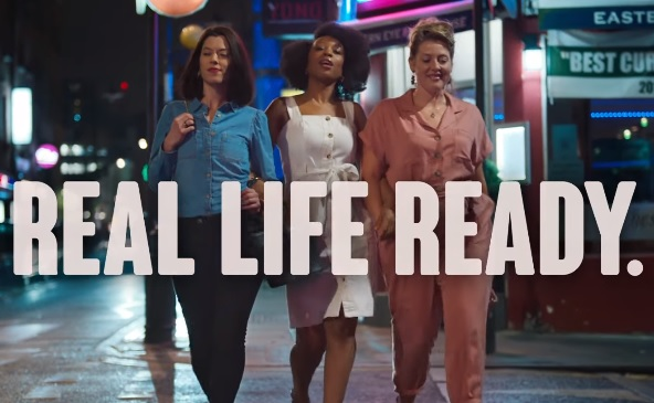 Matalan TV Advert Girls - Real Life Ready