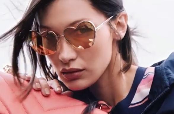 Michael Kors Commercial - Bella Hadid