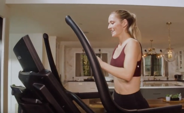 NordicTrack Commercial - Blonde Girl on Treadmill
