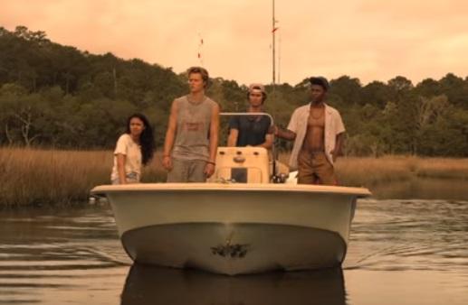 Outer Banks (Netflix 2020 Series) - Trailer Actors