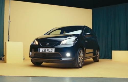 SEAT Mii Electric Advert