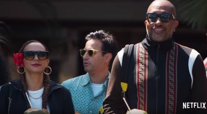 #blackAF (Netflix 2020 Series) - Trailer Actors