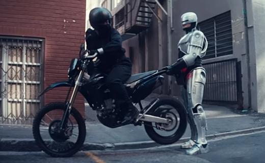 Direct Line RoboCop TV Advert