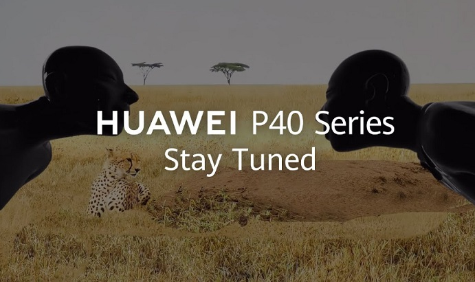 Huawei P40 Series Commercial