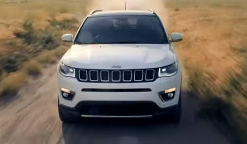 Jeep Compass Commercial - Drive Forward