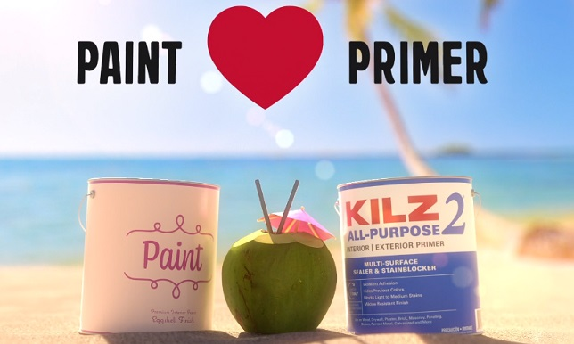 Kilz Paint & Primer Love Story Commercial
