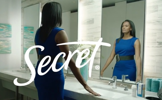 Secret Commercial Girl - Swin Cash