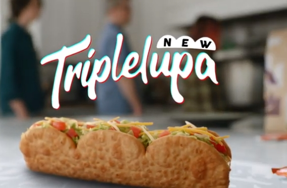 Taco Bell Triplelupa Commercial