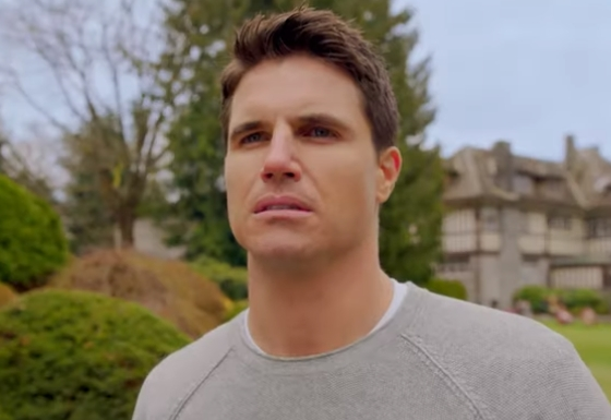Upload 2020 Amazon Series - Actor Nathan (Robbie Amell)