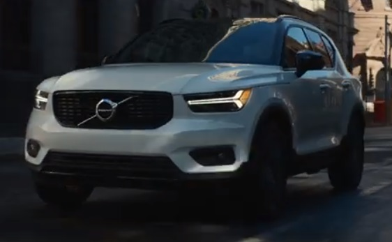 Volvo XC40 Smart Storage Commercial