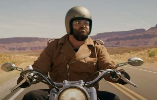 GEICO Motorcycle Commercial - Man Singing Wild thing, you make my heart sing..