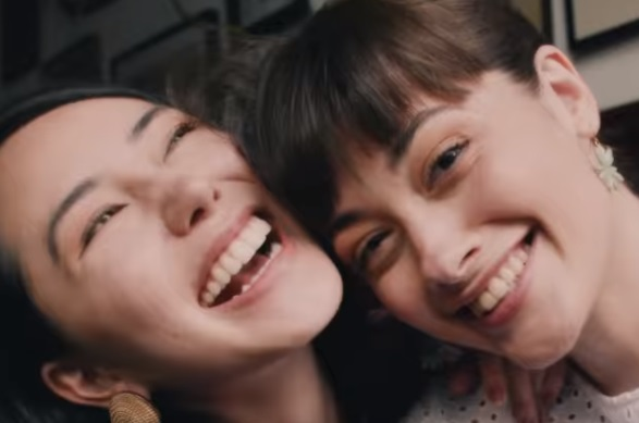 Huawei P40 Series Commercial Girls