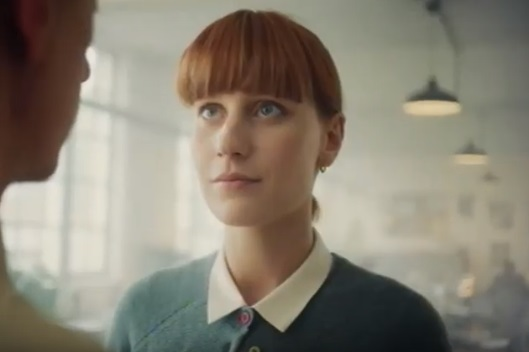 Kellogg's TV Advert - Girl With Bangs