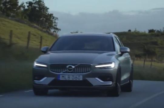 Volvo V60 Commercial / TV Advert