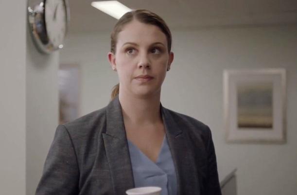 Blue Bunny Load'd Cones Commercial Actress - Sarah