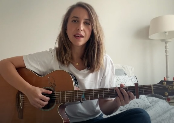 Nivea Share the Care Advert - Girl With Guitar