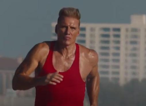 TD Ameritrade Rocky Training Commercial - Dolph Lundgren