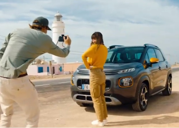 Citroën C3 Aircross SUV Rip Curl Commercial