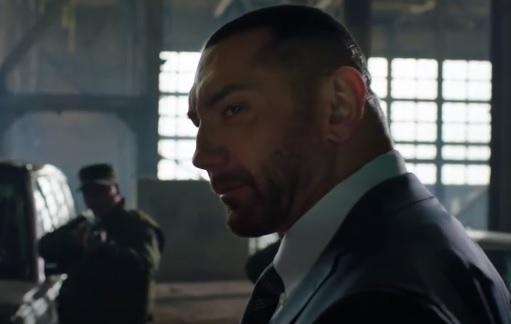 Amazon Prime Video 2020 Series: My Spy - Actor Dave Bautista