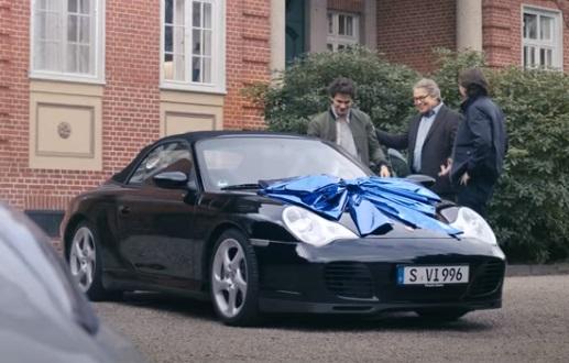 Porsche Classic Happy Birthday Commercial