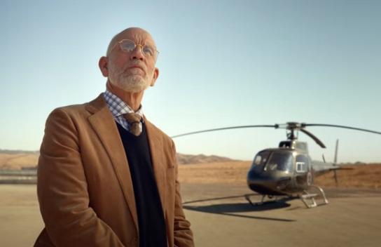 Space Force (Trailer Netflix) - Actor John Malkovich