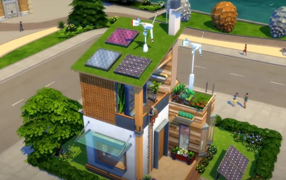 The Sims 4 Eco Lifestyle Reveal Trailer