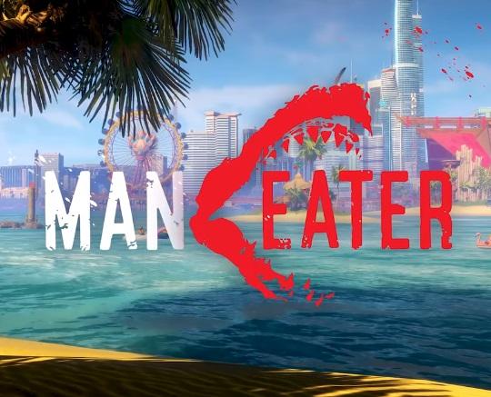 Maneater (2020 Shark Game) - Trailer