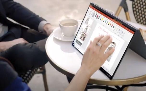 Lenovo Flex 5G Laptop Commercial